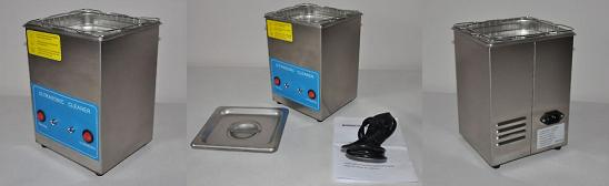 2 Litre Ultrasonic Cleaner